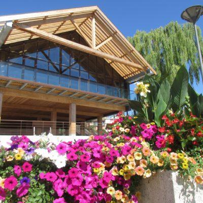 La Maison Garonne en fleurs