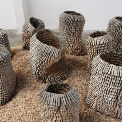 Expo L'Objet revu et corrigé, oeuvre de Julie Maquet
