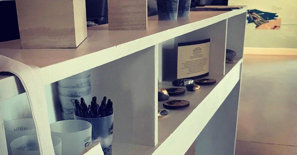 La boutique de la Maison Garonne